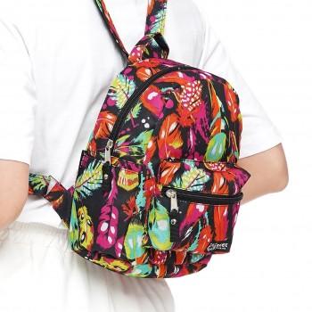 Рюкзак Tiger Mini Print Перышки